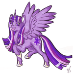 Twilight Sparkle :3 by Yutel-Chan