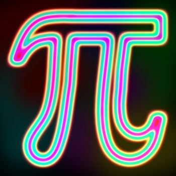 Funky Pi by Deathnerd