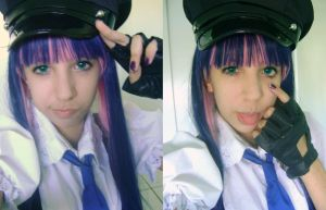 Stocking Police by ryouism
