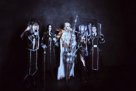 Trinity blood by lKainl
