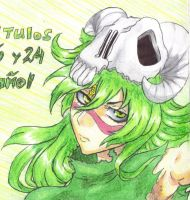 Nelliel color fanart by yuukii-chan