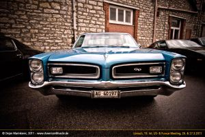 Pontiac Grand Prix by AmericanMuscle