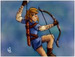 New Link by Caroblan