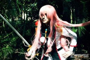 Revolutionary Girl Utena Tenjou Cosplay by SailorMappy