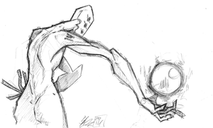 Bendy Arms by ReluctantZombie