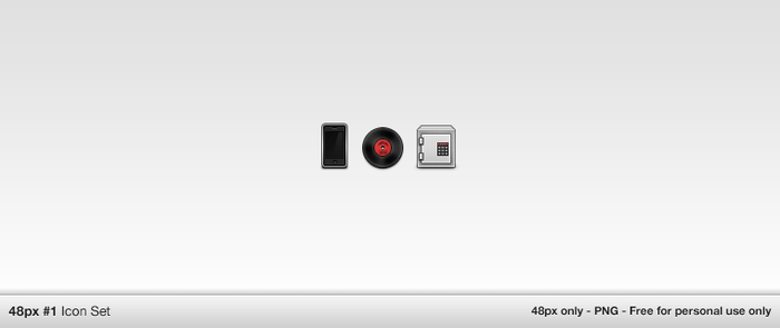 48px Icons 1 by vanGenie