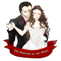 Phantom of the Opera by balltang