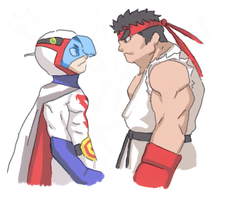 Random - Tatsunoko vs. Capcom by LionHeroic