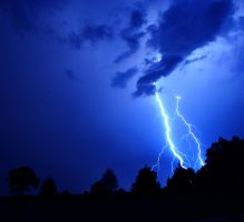 Lightning by MichaelVinther