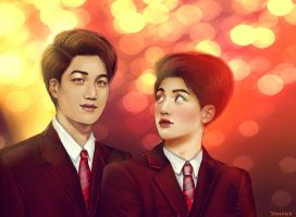 KaiSoo by Yana15