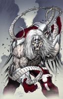 Omega Red by lummage