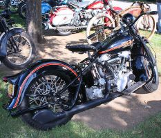 Nice Knucklehead by StallionDesigns