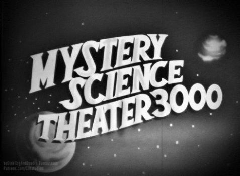 Mystery Science Theater, 1956 by TwoStripTechnicolor