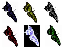 butterflies07 by kayakmad
