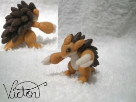 28 Sandslash by VictorCustomizer