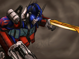 COM: Optimus Prime by Tenor