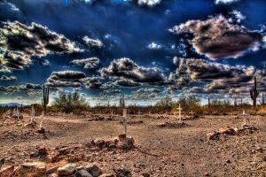Vulture City by AndrewShoemaker