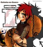 Sabaku no Gaara by DarkSahdow