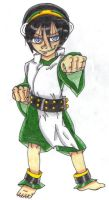 ART Trade Toph by squid1girl