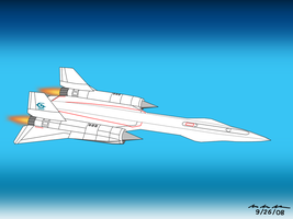 RF-12A2 - In the Stratosphere by BoggeyDan