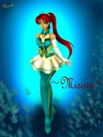 Misora-H.O.W. Fashion Contest Entry by Weeevil