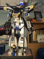 Sky Guardian Gundam finished by Sonic911229
