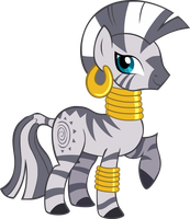 That Wicked Enchantress Zecora by ShelltoonTV