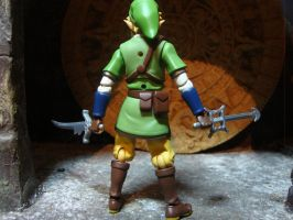 Legend of Zelda Skyward sword sequel - Link figma by stopmotionOSkun