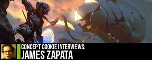 Interview: James Zapata by ConceptCookie