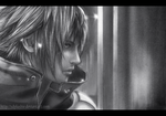 FF Versus XIII: Prince by miho-nyc