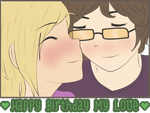Happy Birthday Happy birthday by Shojo-Onigiri