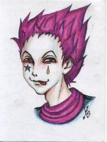 Hisoka by NakagoinKuto