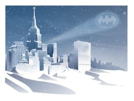 This day needs Batman by BolFAB