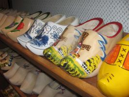 Wooden Shoes - By Davis II by DavisTheSecond