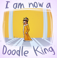 DD31 - The Doodliest King Evar by McKnackus