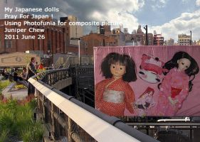 My Dolls Support Japan by ibr-remote