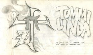 Tommi and Linda by EUKEE