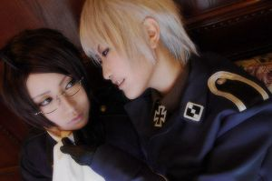 APH: Prussia and Austria 07 by sslaris