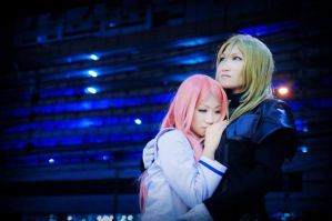 Guilty Crown: Gai-Mana by vana-chan