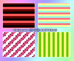 Gwiyeowo Pattern by Faeth-design