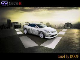 INFINITI G37S-R by ROOF01