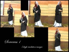 Sorceress 1 stock pack by Mithgariel-stock