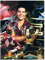 Austin St.John signed autograph by DoctorWhoOne