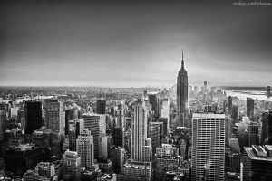 View from Rockefeller II by ordre-symbolique