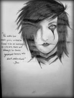 Jinxx Quote by AllyRyde