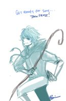RotG: JACK FROST by spontaruu