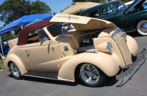 37 Chevy Cabriolet by StallionDesigns