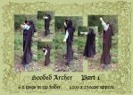 Hooded Archer_Part 1 by GoblinStock