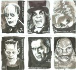 Sketchcard art by Roguehill