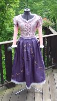 Rapunzel from Tangled by AliceinIvory